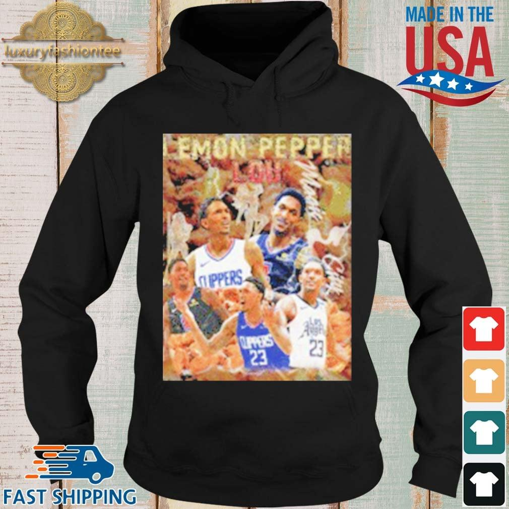 Lemon Pepper Lou Los Angeles Basketball Shirt Hoodie