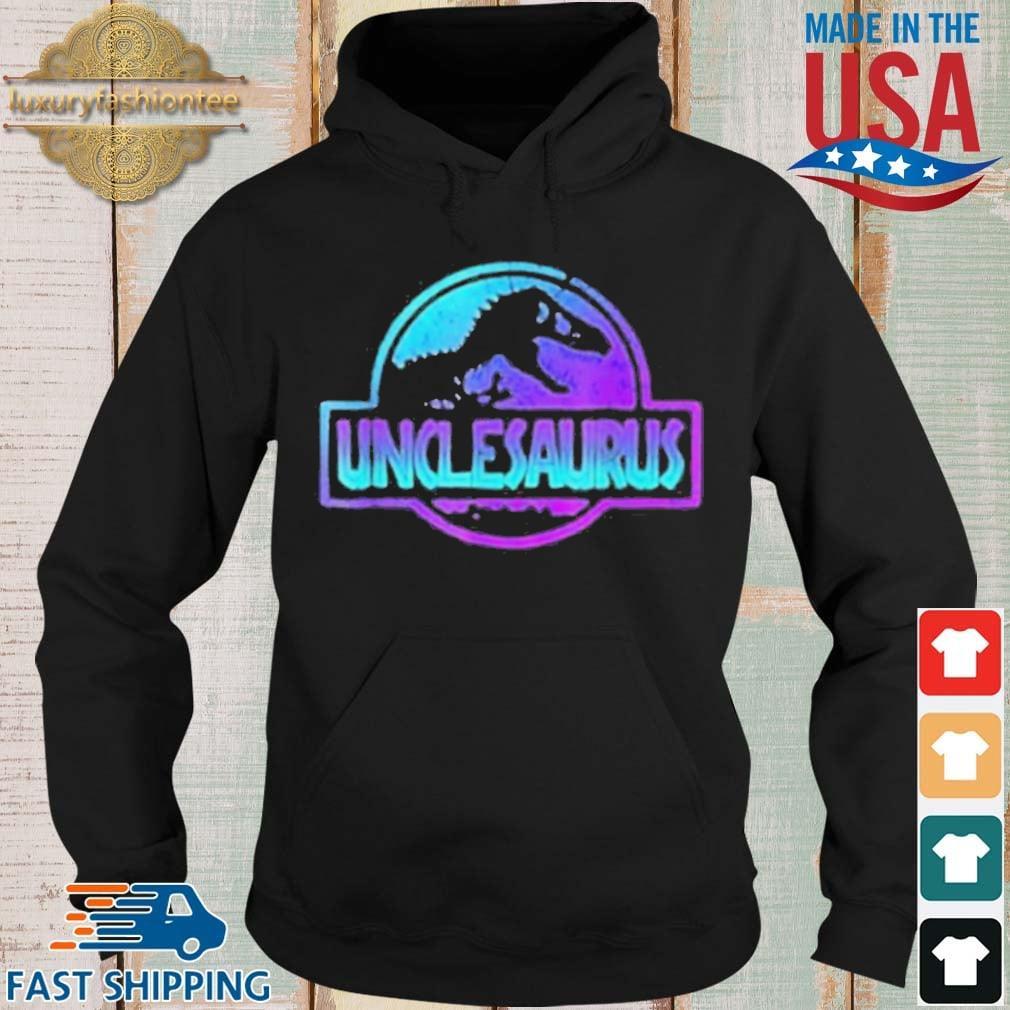 Uncle Dinosaur Dad Dinosaur Gift Shirt Hoodie