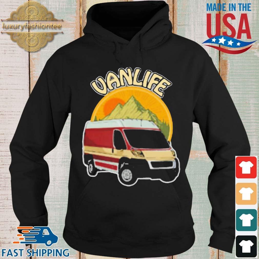 Vanlife Camping Shirt Hoodie