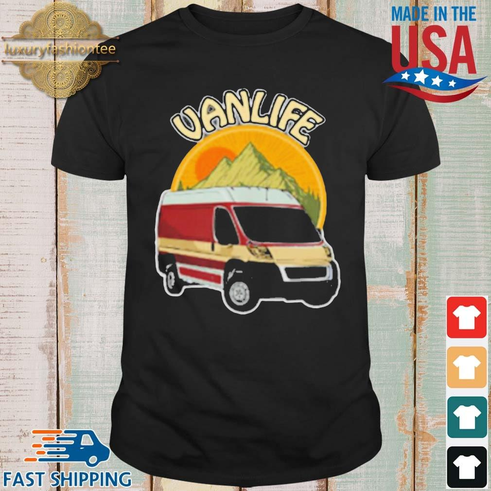 Vanlife Camping Shirt