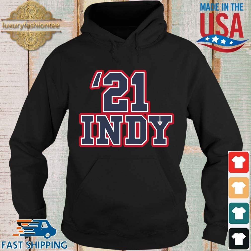 '21 Indy Pocket Shirt Hoodie