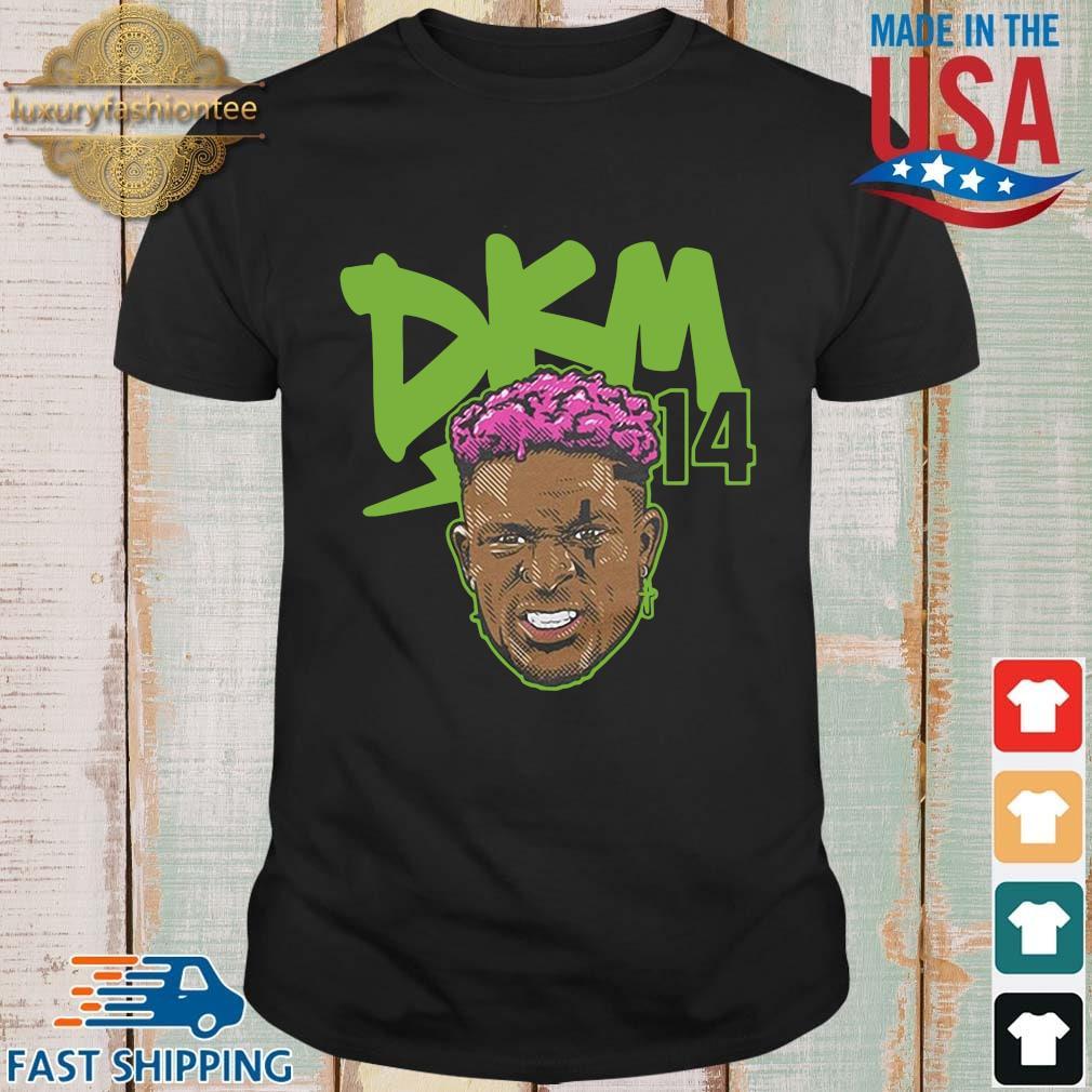 DK Metcalf DKM 14 Shirt
