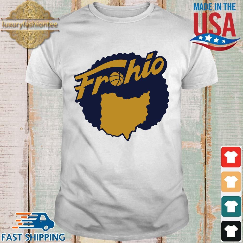 Frohio football shirt