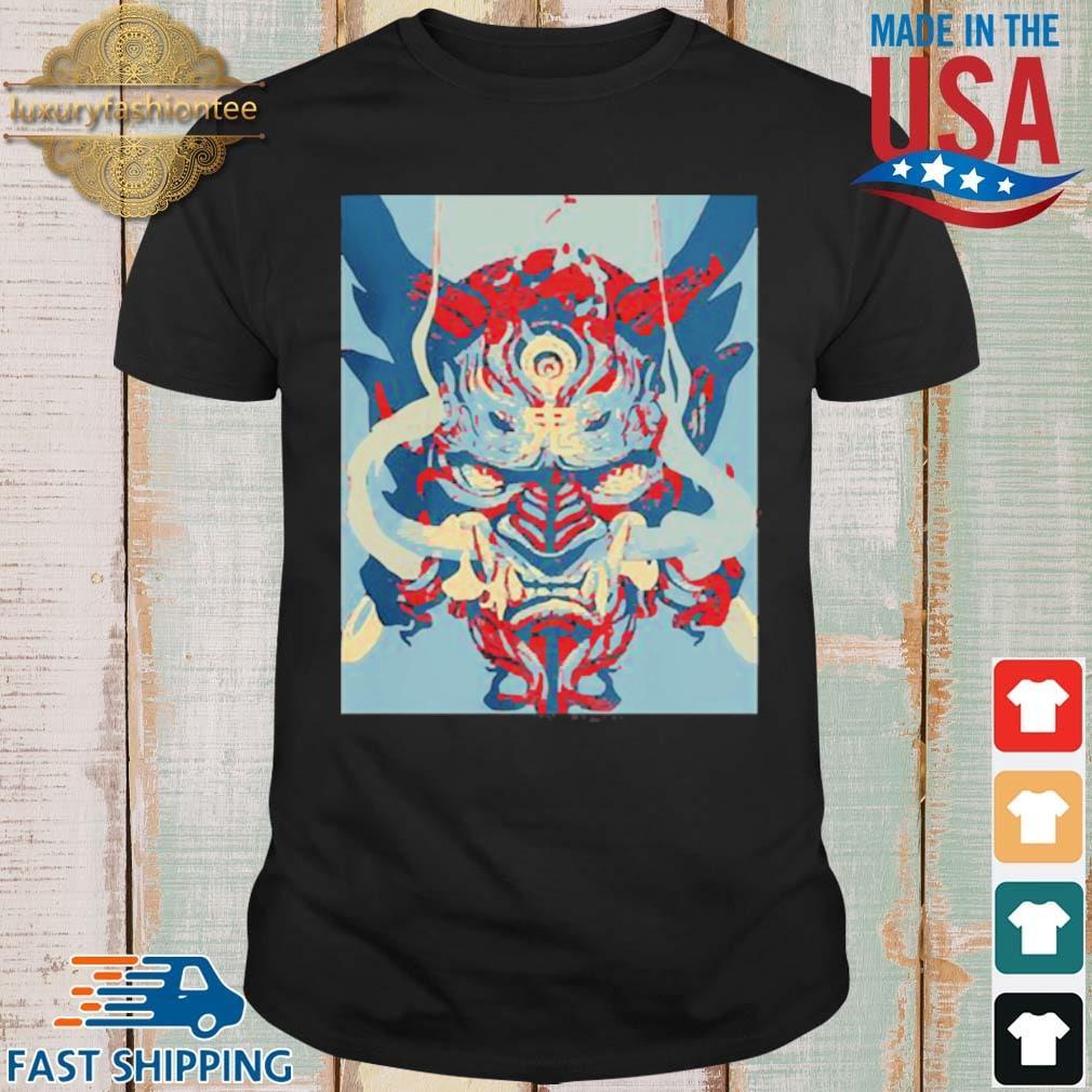 Dragon Grrrrrrr Mask shirt