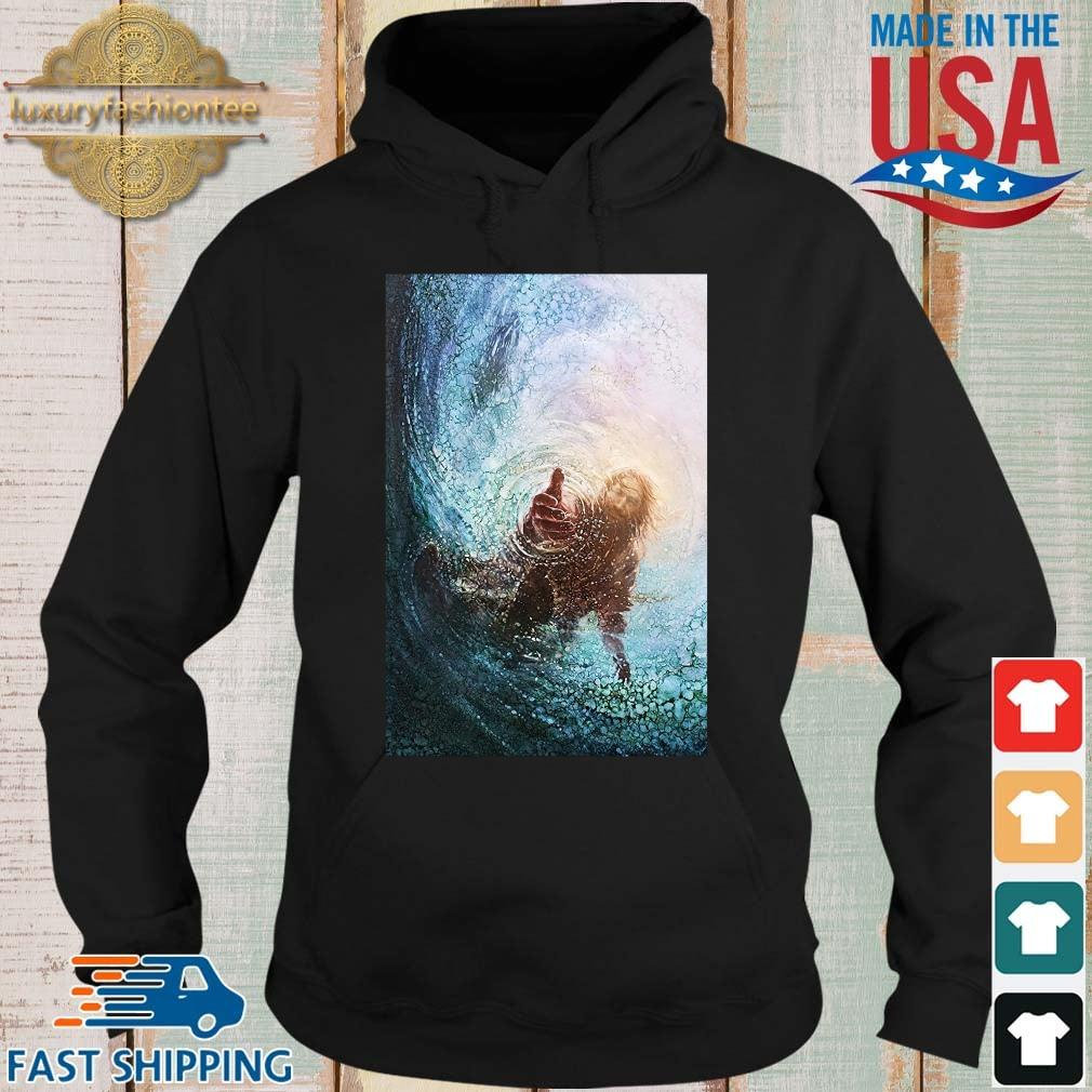 Give Me Your Hand Vertical Shirt Hoodie