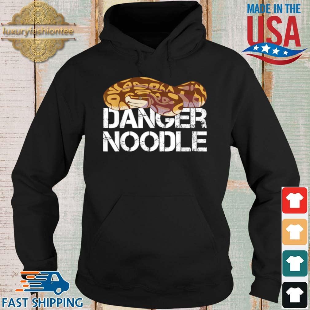 Love Snakes Danger Noodle s Hoodie