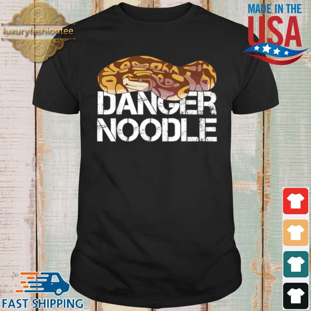 Love Snakes Danger Noodle shirt
