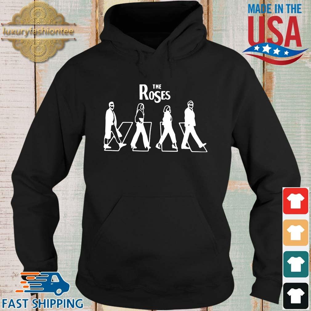 The Roses Abbey Road Shirt Hoodie