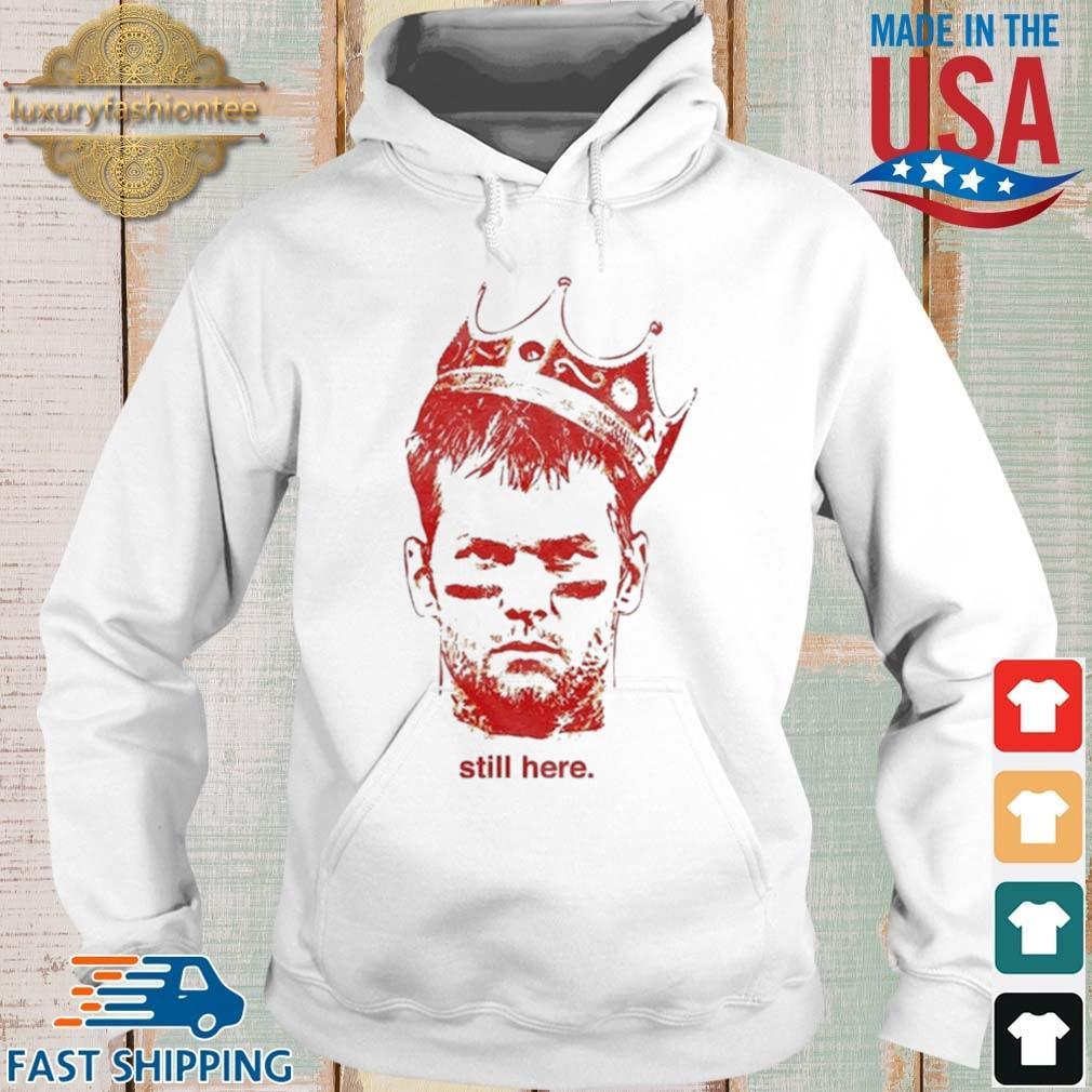 Till Here King TB Shirt Hoodie trang