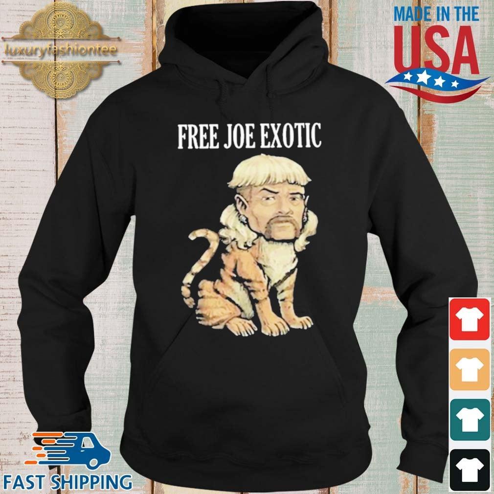 Tiger King Free Joe Exotic Shirt Hoodie