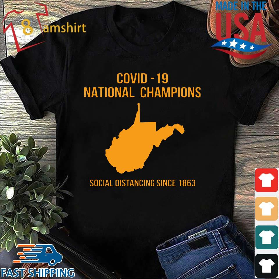 Covid 19 national champions Tee Shirts