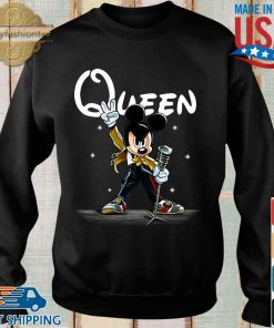 Freddie Mercury queen Mickey mouse s Sweater den