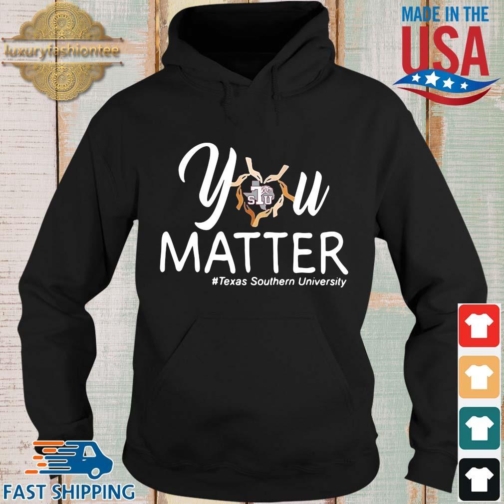 You heart Stu matter #texas southern university s Hoodie den