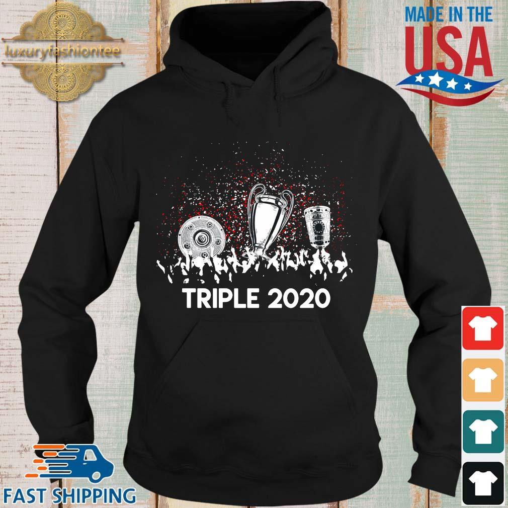 Bayern Munich triple 2020 s Hoodie den