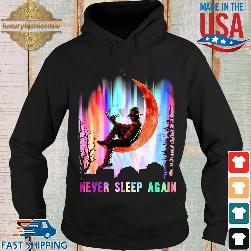 Freddy Krueger never sleep again Halloween s Hoodie den