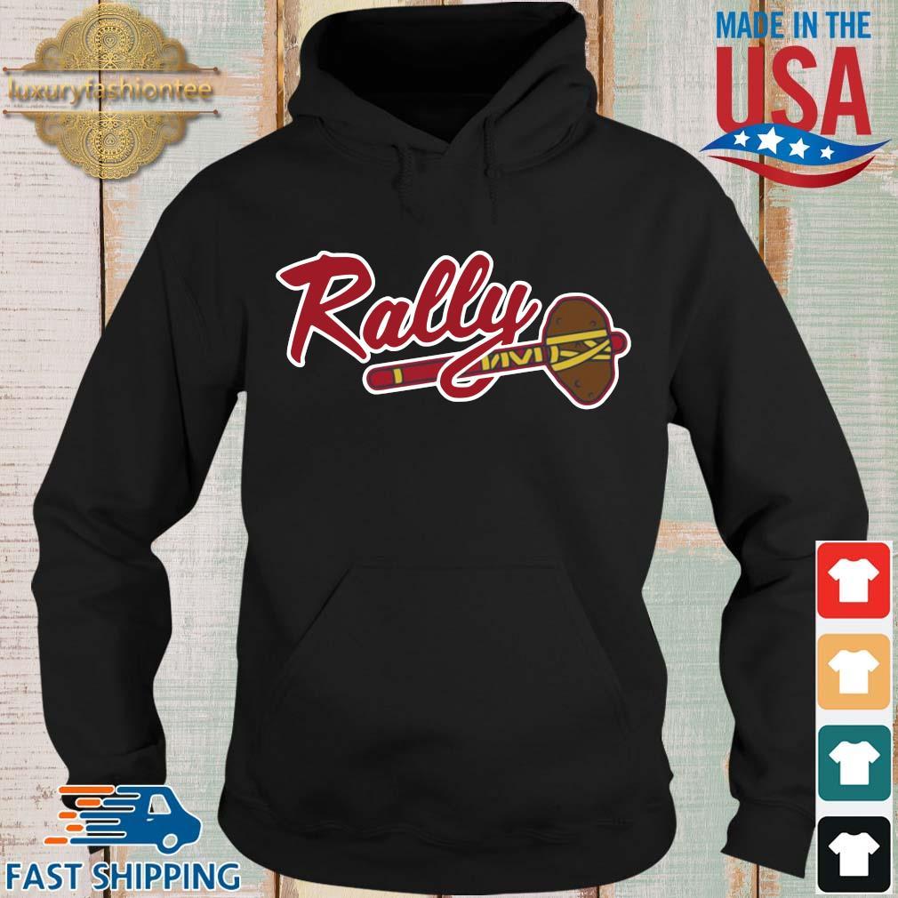 Atlanta Braves Rally Potato Shirt Hoodie den