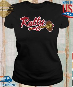 Atlanta Braves Rally Potato Shirt Ladies den