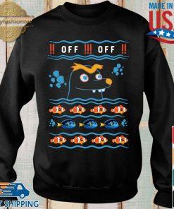 Gerald off off Christmas sweats Sweater den