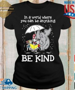 Horton Hears a Who Dr Seuss in a world where you can be anything be kind s Ladies den