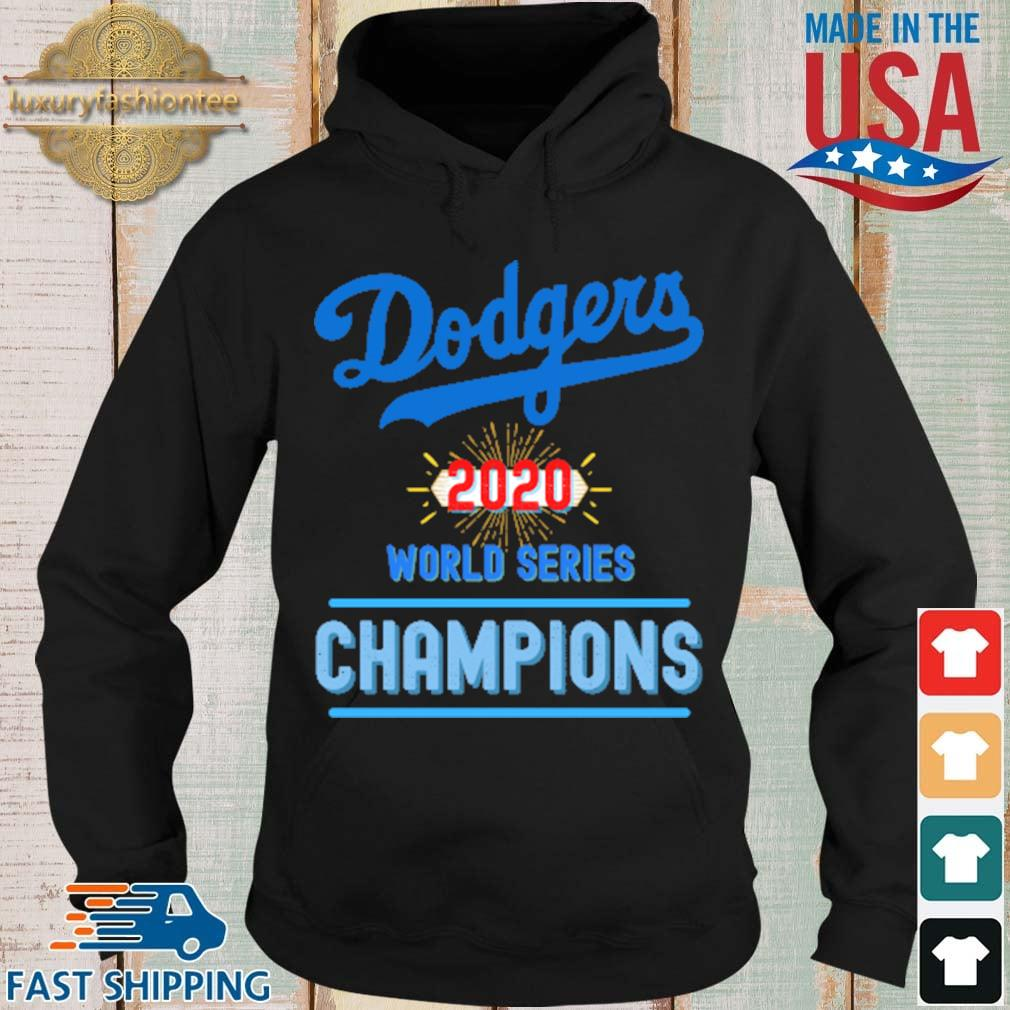 Los Angeles Dodgers baseball 2020 world series Champions shirts Hoodie