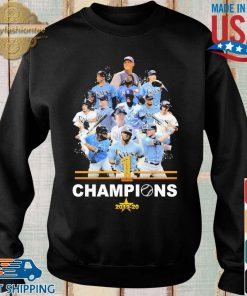 Tampa Bay Rays 1 Champions 2019-2020 s Sweater den
