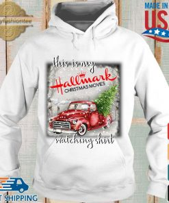 This is my Hallmark Christmas movie watching s Hoodie trang