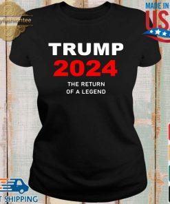 Donald Trump 2024 the return of a legend s Ladies