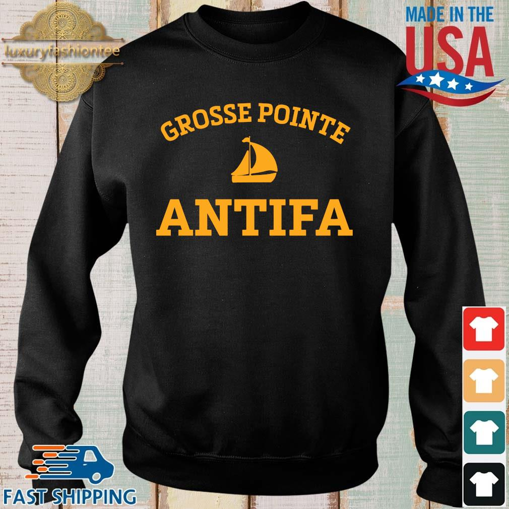 Grosse Pointe Antifa Tee T-Shirt