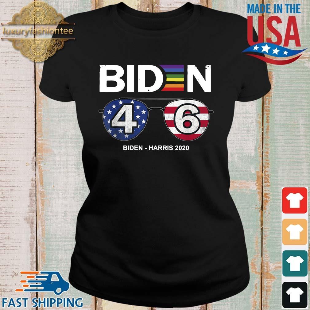 LGBT Joe Biden 46 Biden harris 2020 s Ladies