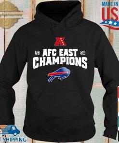 Buffalo Bills 2020 AFC East Champions s Hoodie