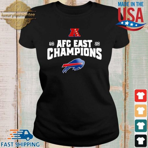 Buffalo Bills 2020 AFC East Champions s Ladies