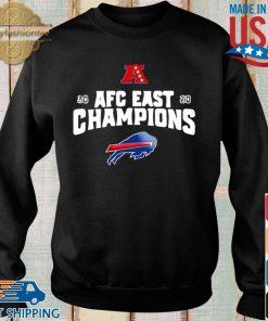 Buffalo Bills 2020 AFC East Champions shirt
