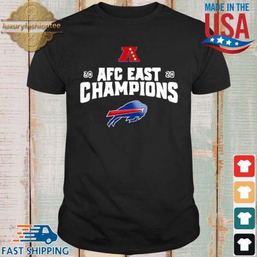 Buffalo Bills 2020 AFC East Champions s shirt