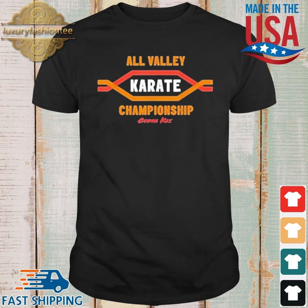 All Valley Karate Championships Sweater Custom Crewneck Unisex Mens /& Women/'s Clothing Shirt Video Game Clothing Classics Christmas Gifts