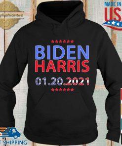 Biden Harris Presidential Inauguration 2021 Shirt Hoodie