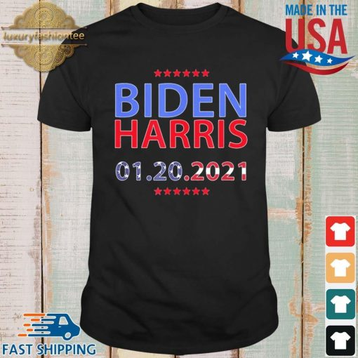 Biden Harris Presidential Inauguration 2021 Shirt shirt