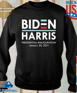 Biden Harris Presidential inauguration january 20 2021 shirt