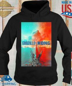 Godzilla Vs Kong T-Shirt Hoodie