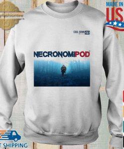 Necronom Ipod Bernie Sanders Mittens T-Shirt