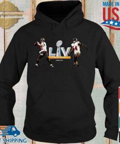 Tampa Bay Buccaneers LIVE Super Bowl Tampa Bay Shirt Hoodie