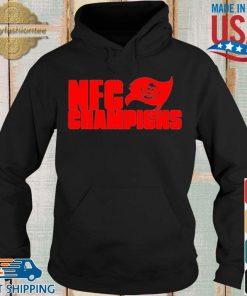 Tampa Bay Buccaneers NFC Champions Shirt Hoodie