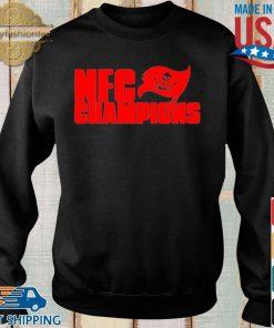 Tampa Bay Buccaneers NFC Champions Shirt